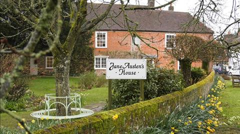 Visit to the Jane Austen House Museum, Chawton , Hants