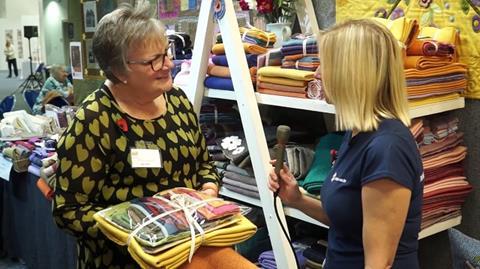 Meet Margaret Lee from Fabric Affair