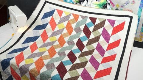 Bumbleberries Quilt with Valerie Nesbitt