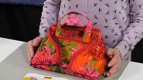 Multi-bag project from Vilene