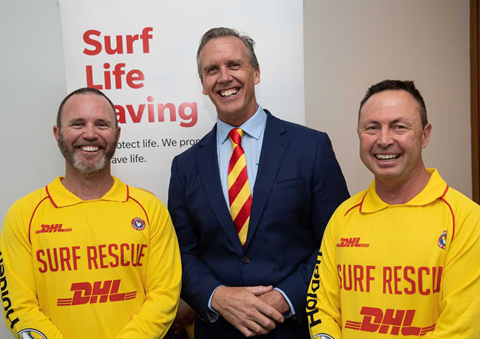 National Honour For Central Coast Lifesavers
