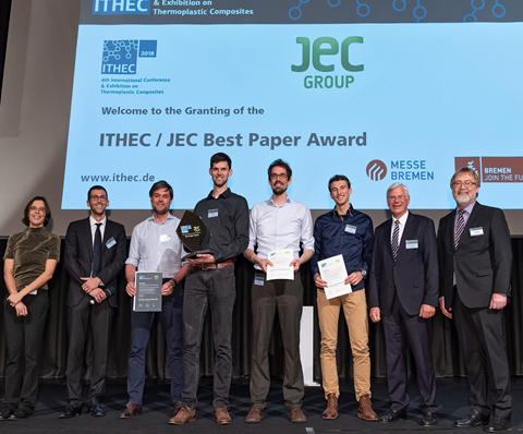 ITHEC Best Paper Award