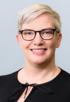 Deputy Director-General Health Workforce, Anna Clark