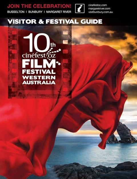 Advertise in the Festival Program Visitor Guide