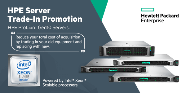 HPE Server Trade-In Promotion