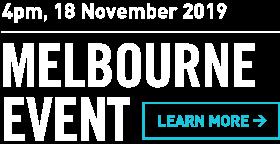 Melbourne Blurring the Boundaries Event