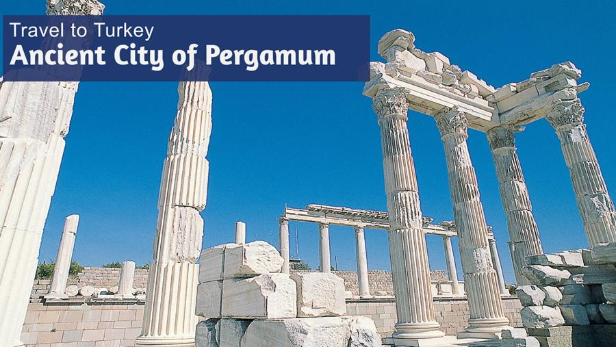 Explore Pergamum Turkey Tour Revelation Maranatha Tours