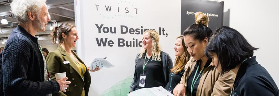 Twist Bioscience at the 2018 Giant Jamboree