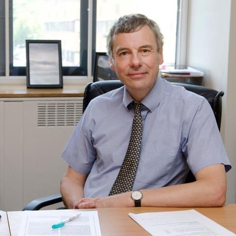 Professor Ian Hall