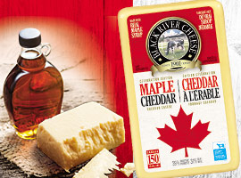 Picture of: Maple Cheddar