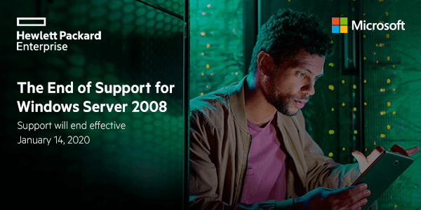 The End of Support for Windows Server 2008