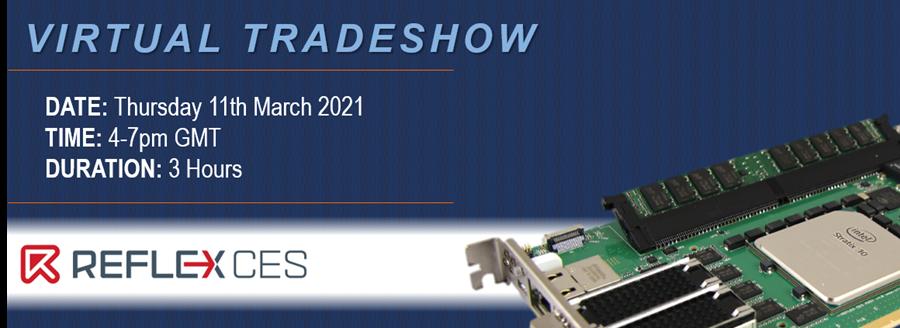 REFLEX CES Virtual Tradeshow