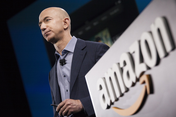 AMAZON BOUGHT WHOLE FOODS AND IS AIMING FOR SLACK, WHO'S NEXT?