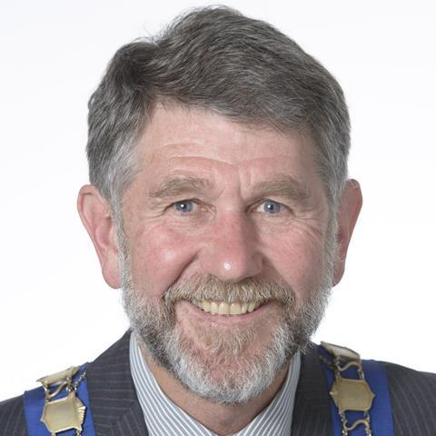 Mayor Bill Spragg
