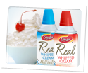 Photo of Whip Cream Cans