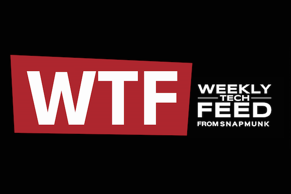WEEKLY TECH FEED: TRUMP EAS, REDDIT TROLLS, NETFLIX DOWNLOADS
