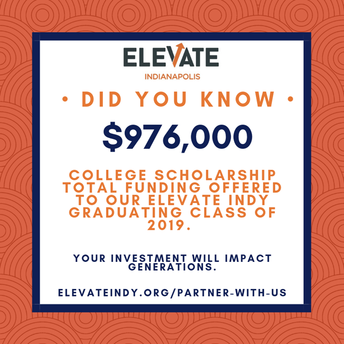 Elevate Senior Scholarships!