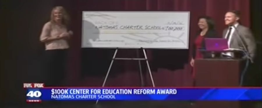 Announcement of #BackOffMyCharter Winner