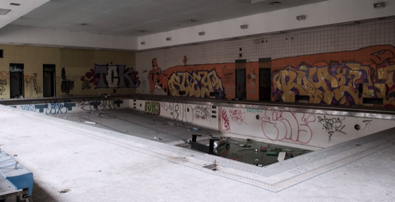 A Look Inside Detroit's Crumbling Public Schools