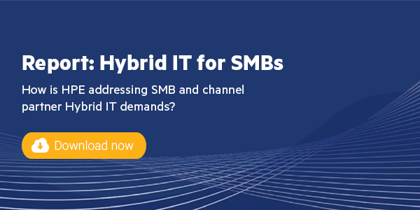 Addressing Hybrid IT demands for <br>