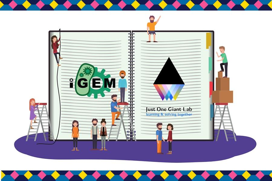 img: iGEM and JOGL logos