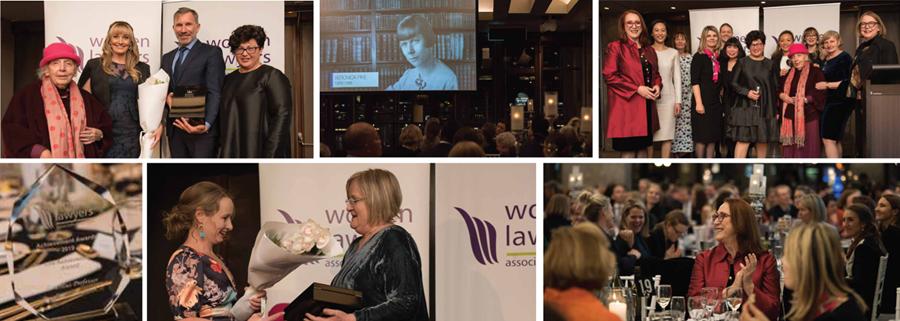 Women Lawyers Achievement Awards 2021