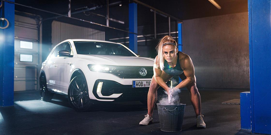 Sigmundsdottir Signs with Volkswagen