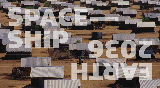 Migratory Narratives: The Future World of the Refugee Camp