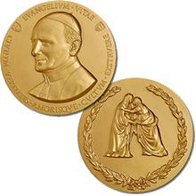 Evangelium Vitae Medals photo