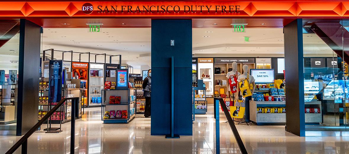 DFS Galleria G-Gates