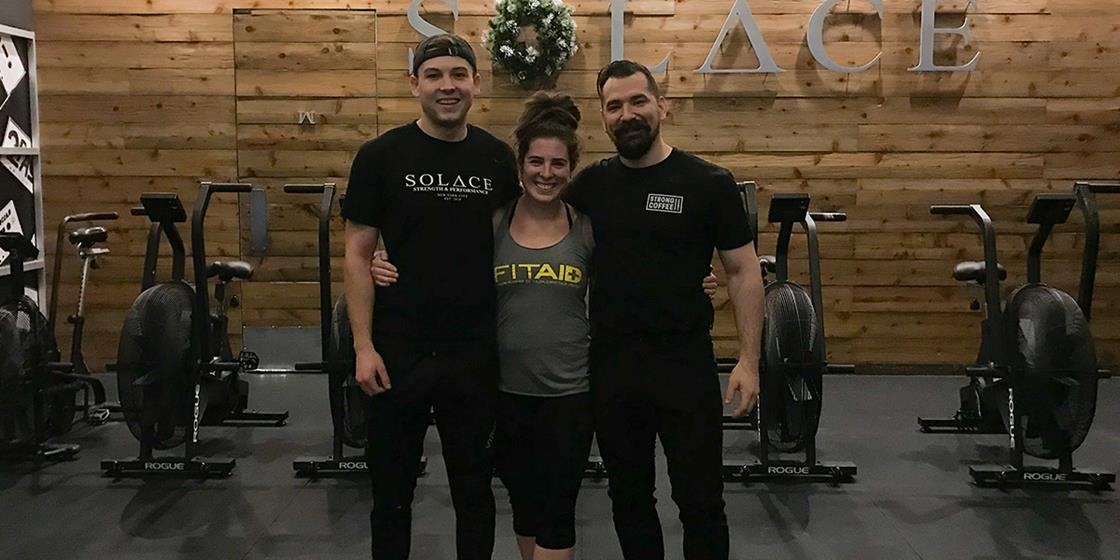 Finding Solace and Opportunity in CrossFit