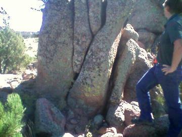 Garden Boulder Selection #2