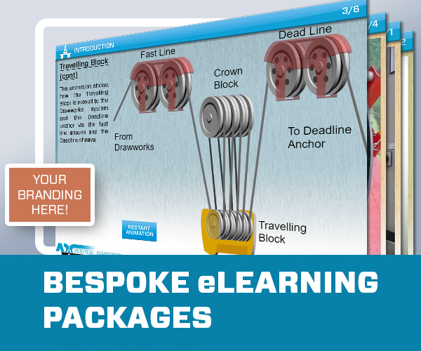 bespoke eLearning Packages