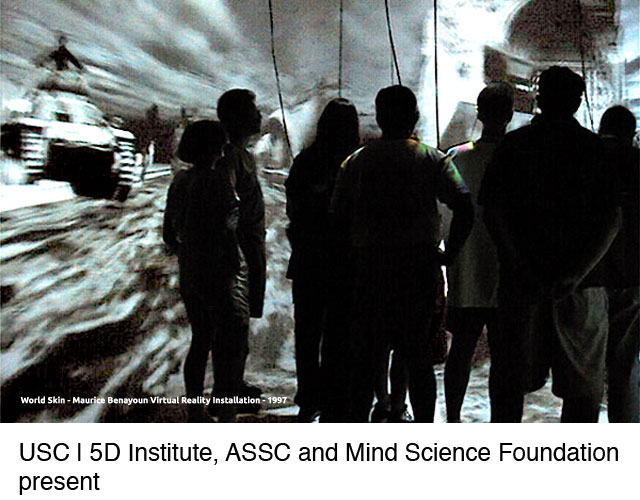 ASSC 17 - Perception and Action in Immersive Worlds - July 16th, 2013
