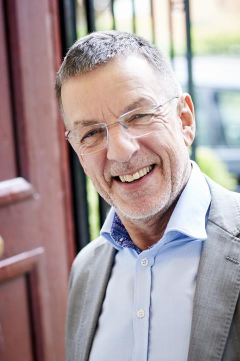 PAC-EK CEO, Peter Sandiford