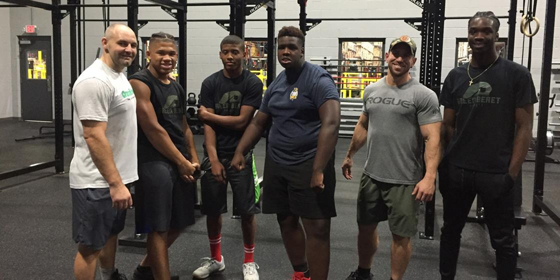 Green Beret Project Serves Inner City Youths Through CrossFit