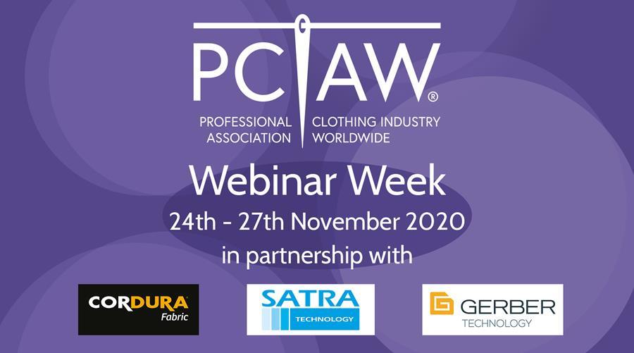 Webinar Week  24th - 27th November 2020