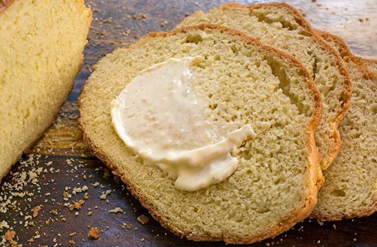 Einkorn sandwich bread