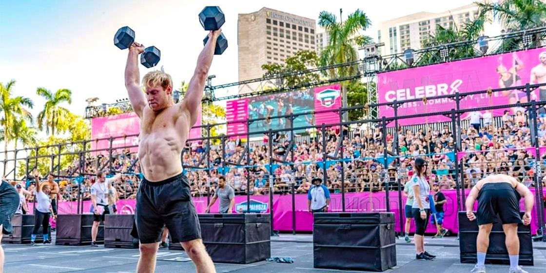 Wodapalooza Gathers the Best CrossFitters for Annual Miami Festival
