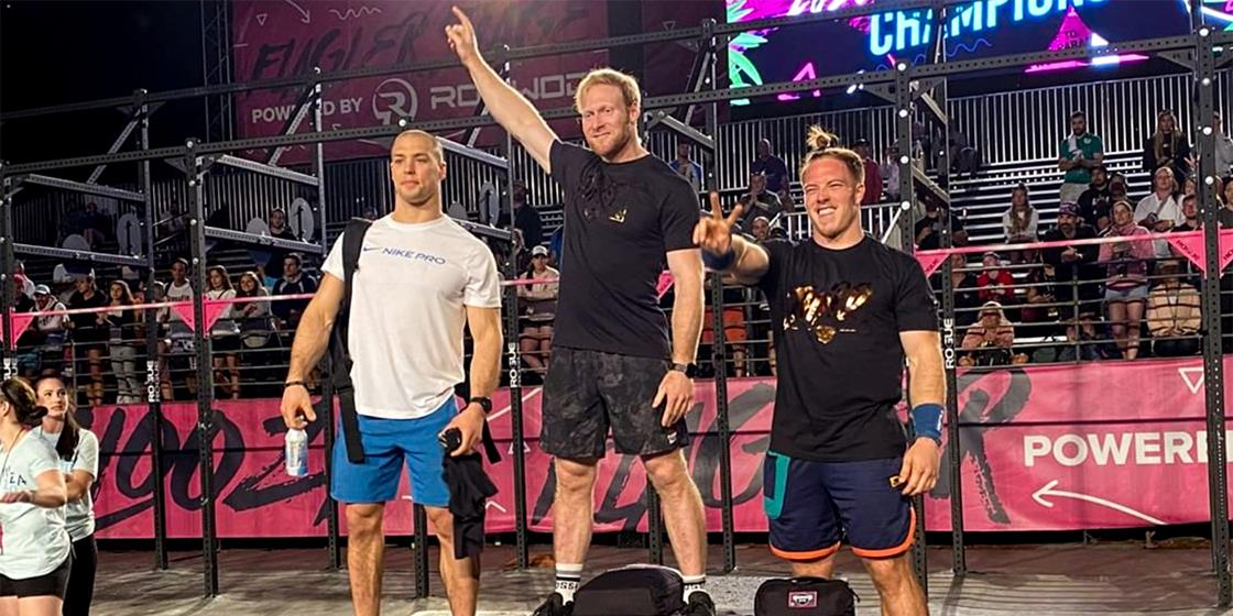 Vellner and Toomey Repeat as Wodapalooza Champions, Mayhem Freedom Wins Team Title