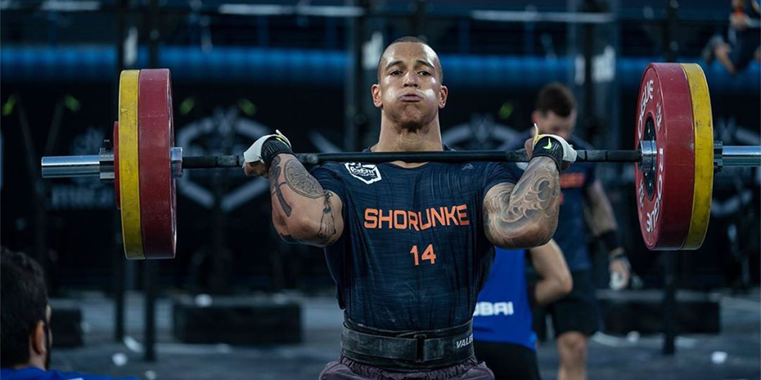 Hometown Favorite David Shorunke Gets Strength in Depth Games Invitation