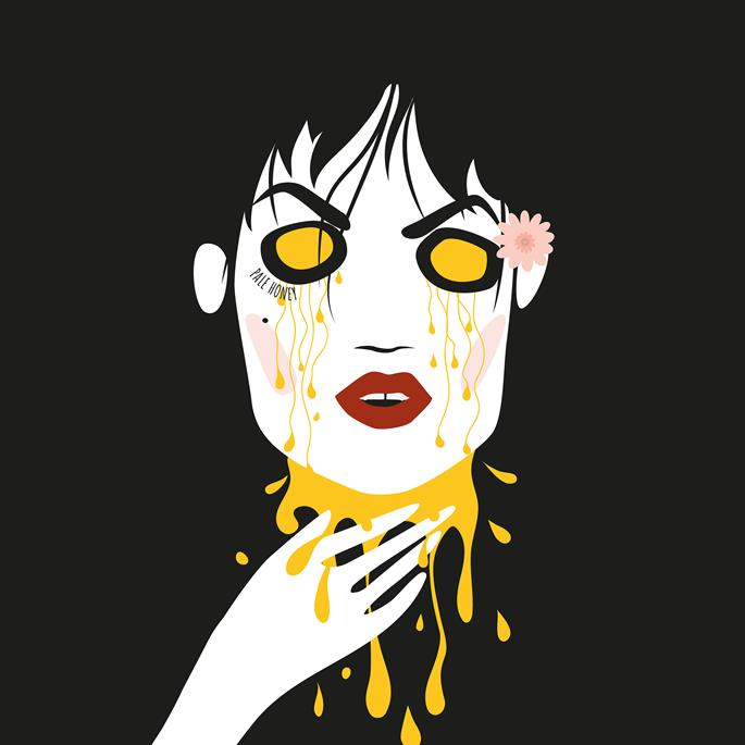 Pale Honey Set me Free artwork