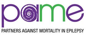 Logo: Partners Against Mortality in Epilepsy (PAME)