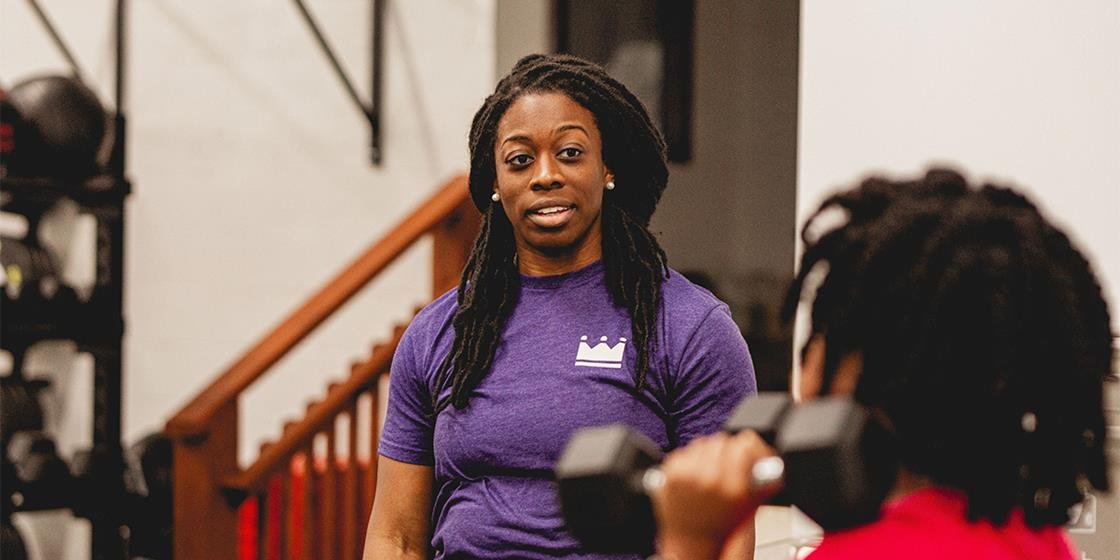 How Coach Candace Wakwe is Serving the Underprivileged in Atlanta