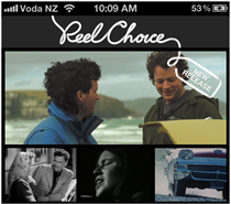 Reel Choice iPhone app