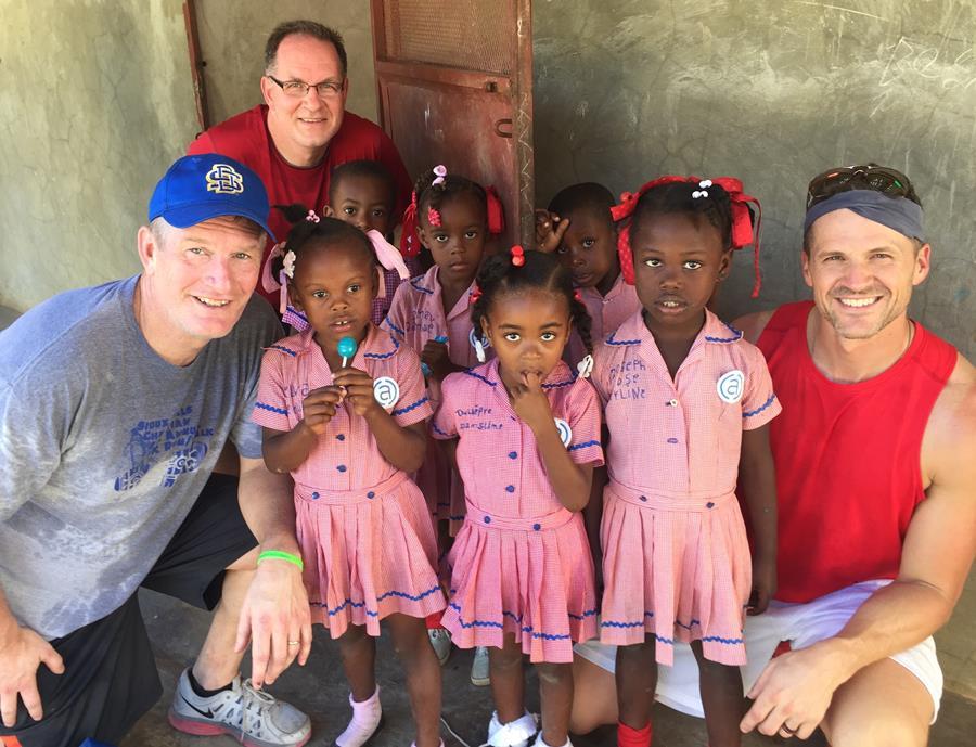 Mission-Haiti Short-Term Mission Trip Team