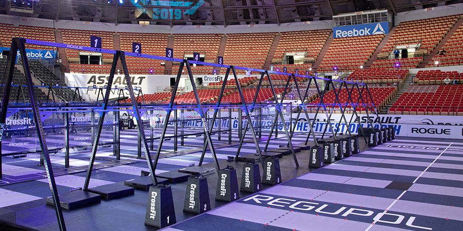 The Question on Everyone's Mind: What Will Happen to the 2020 CrossFit Games?