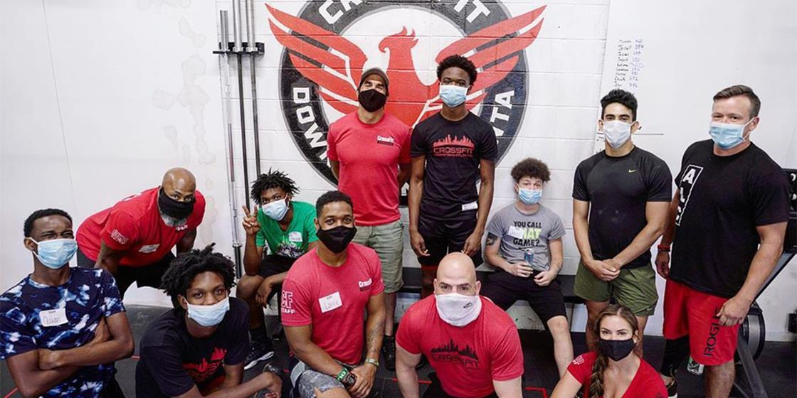 """First CrossFit Scholarship Level 1 Certificate Course a Successful """"First Step in a Broader Mission"""""""