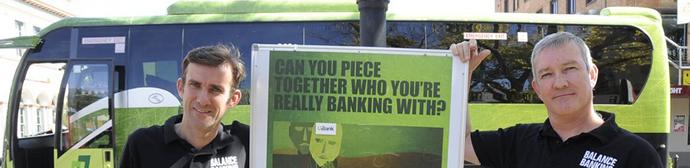 Abacus Balance Banking bus