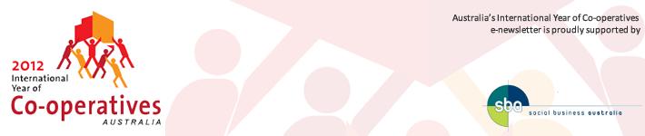 International Year of Co-operatives 2012 e-newsletter